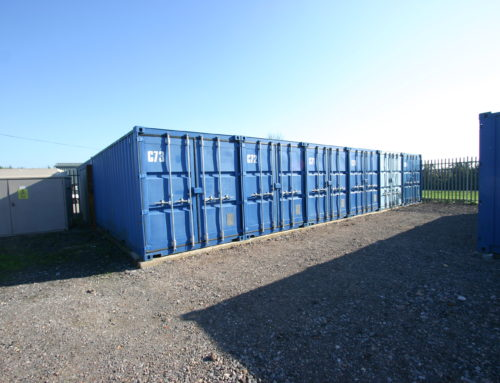 To Let – Containers at Small Industries Estate, Dunwear, Bridgwater TA7 0AA