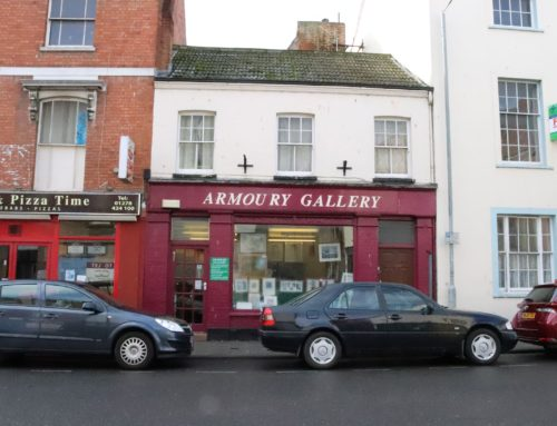 To Let – 31 St Mary Street, Bridgwater, Somerset TA6 3LX