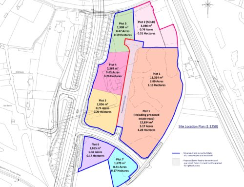 For Sale – Land to the East of the Colley Lane Southern Relief Road, Colley Lane, Bridgwater