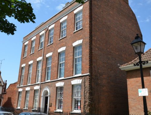 To Let – 16 King's Square, Queen Adelaide House, Bridgwater