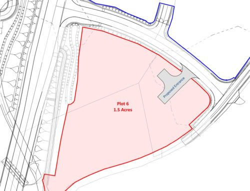 For Sale – Land Adjacent to Squibbers Way, Bridgwater