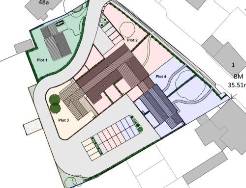 For Sale – The Cedars, Bath Road, Ashcott, Somerset TA7 9BP – Residential Development Site