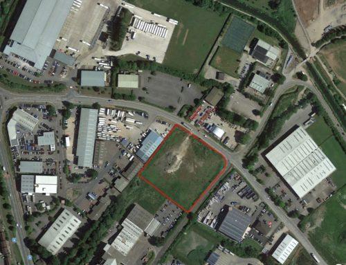 To Let – Storage Land at Showground Road, Bridgwater, Somerset