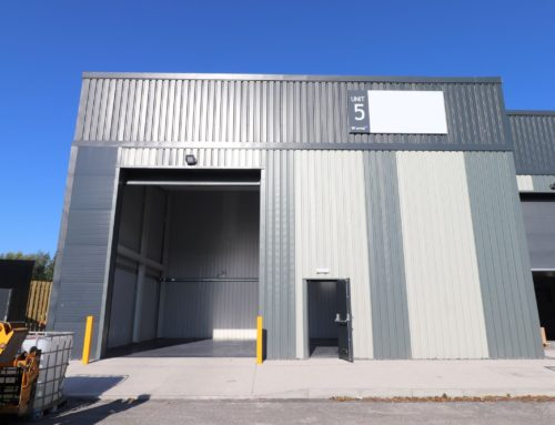 To Let – Unit 5, Works 22, Isleport Business Park TA9 4PW