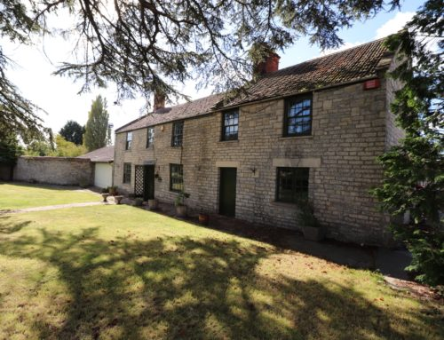 For Sale – Period Home and Outbuildings with Development Potential – The Cedars, Ashcott TA7 9BP