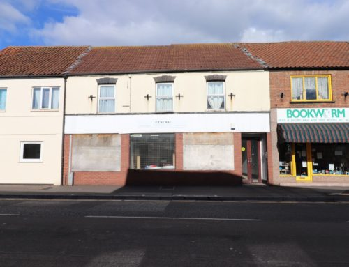 SOLD STC – Re-Development Opportunity – 21 – 23 St John Street, Bridgwater TA6 5HR