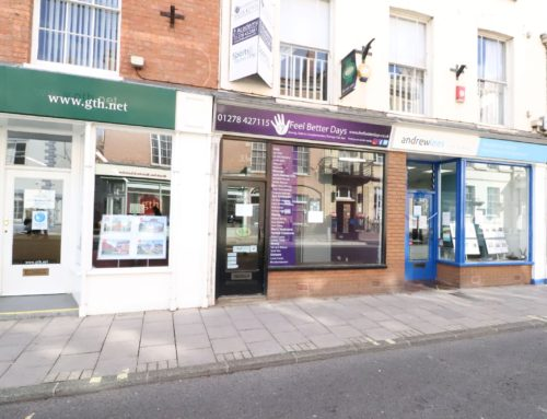 To Let – 33A High Street, Bridgwater TA6 3BG