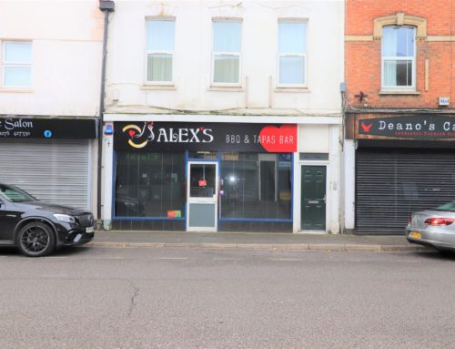 To Let – 40 Eastover, Bridgwater TA6 5AR