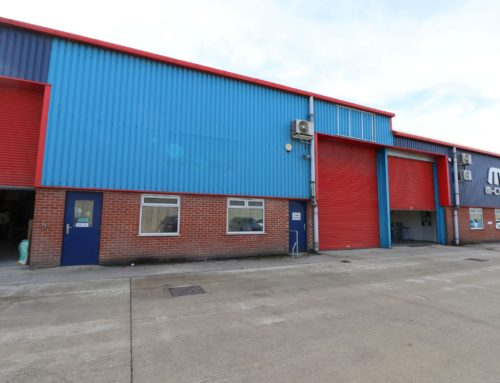 To Let – Unit 102, Bridgwater Business Park, Dunball TA6 4TB