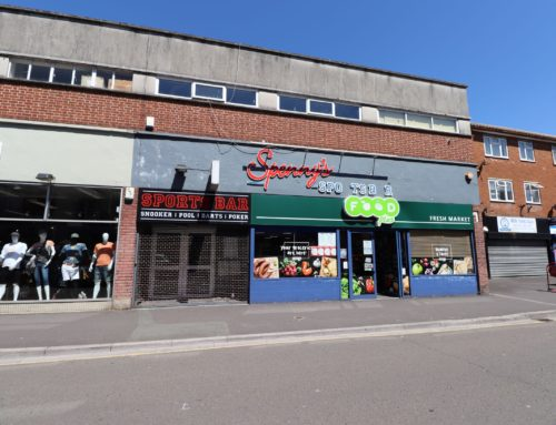 To Let – Spenny's Sports Bar, 31 – 35 Eastover, Bridgwater TA6 5AW